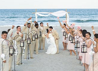 Palms Weddings